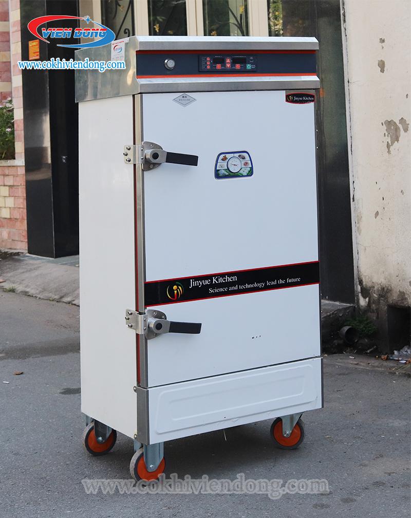 Tủ cơm công nghiệp 12 khay Trung Quốc