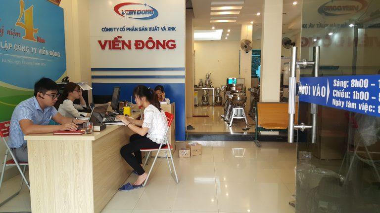 Viễn Đông - Cơ sở cung cấp thiết bị làm chà bông chất lượng