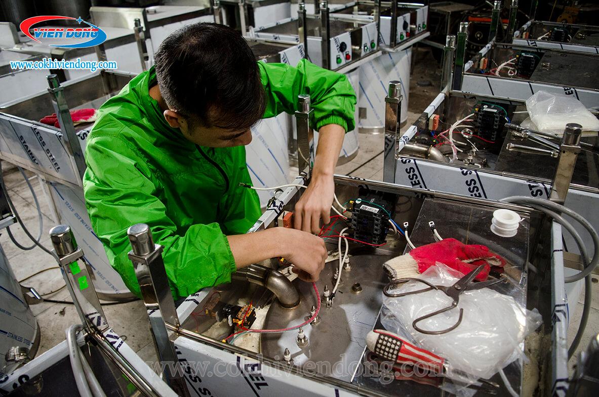 xưởng sản xuất Viễn Đông (8)