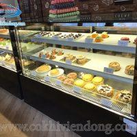 Giá tủ trưng bày bánh kem Viễn Đông – Giá rẻ so với tiện ích sản phẩm