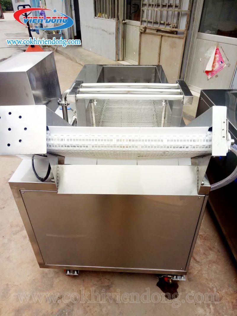 máy rửa rau công nghiệp