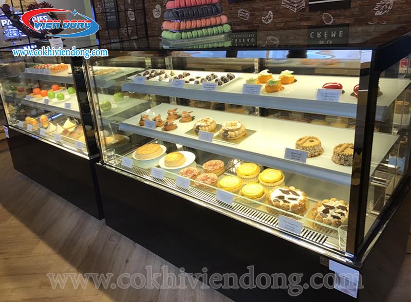 Nên mua tủ trưng bày bánh kem ở đâu chất lượng tốt nhất?