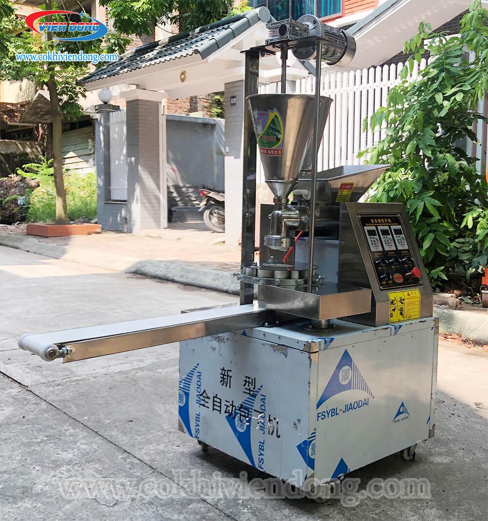 máy tạo hình bánh bao - Máy nặn bánh bao tự động năng suất cao