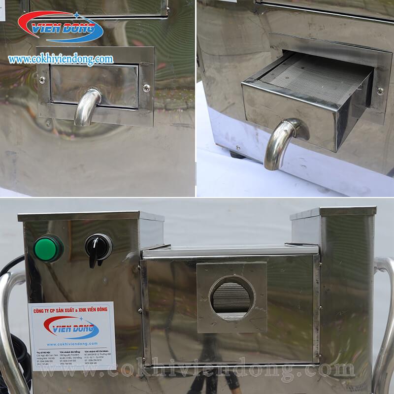 máy ép nước mía mini