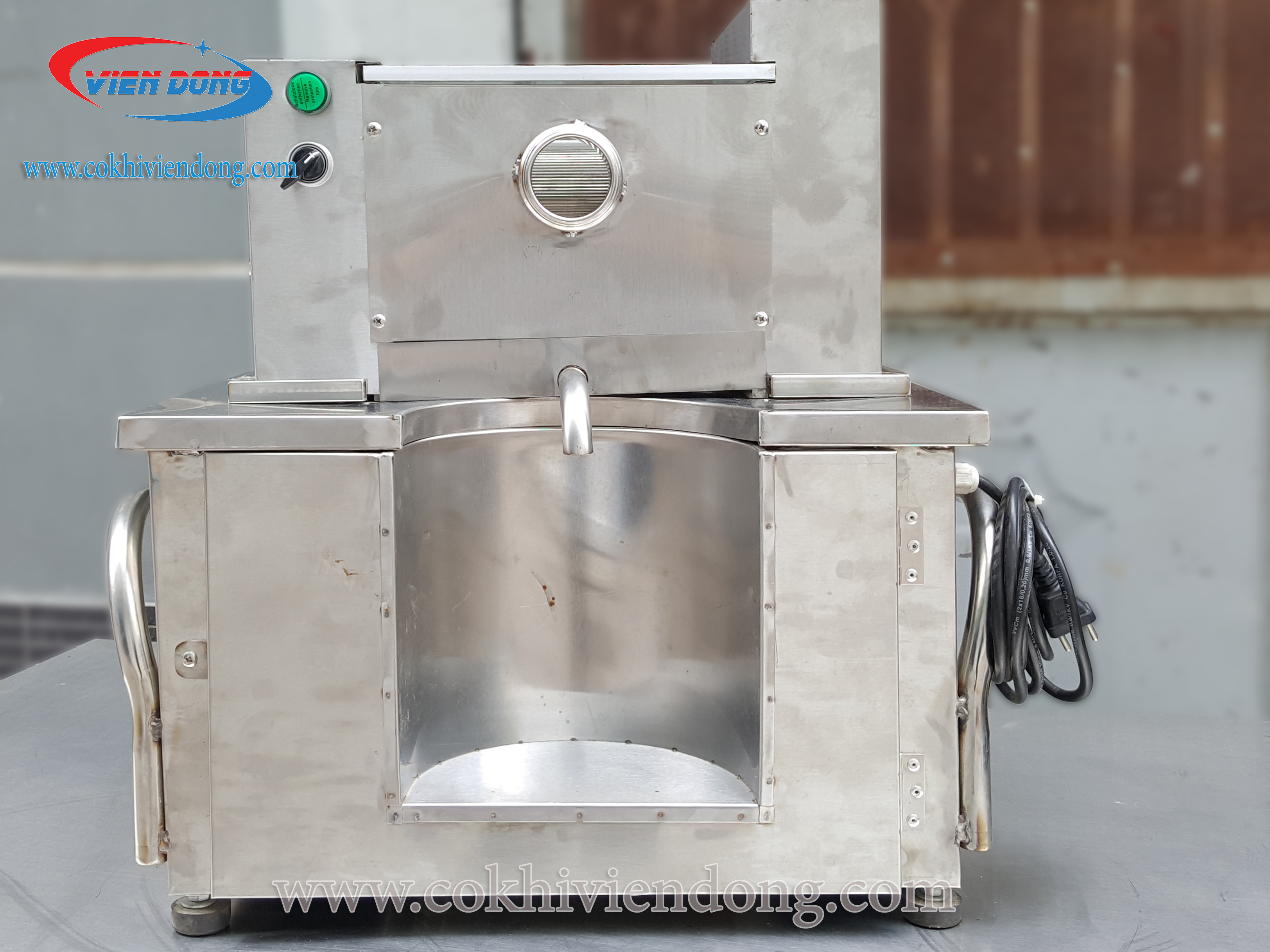 máy ép nước mía mini F3-500