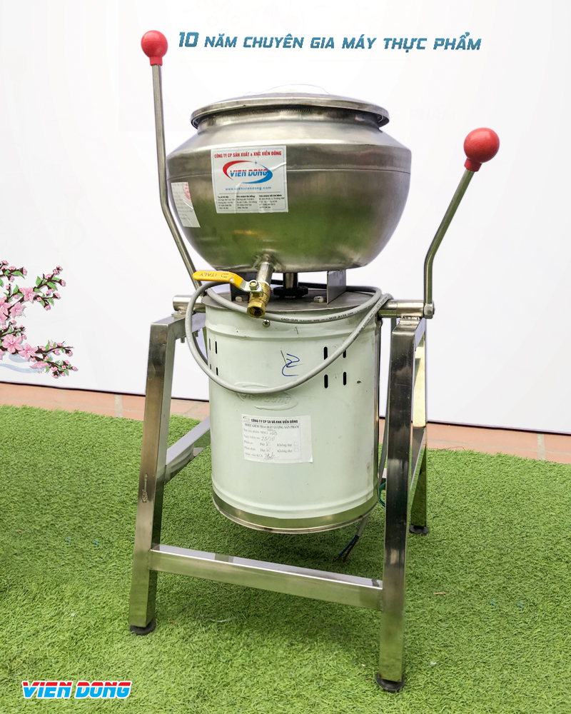 máy xay giò 2kg - máy xay giò chả mini