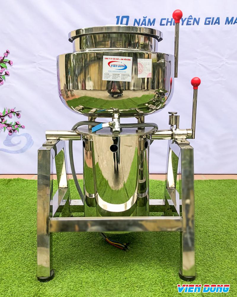 Máy xay giò chả 10kg - Máy xay giò công nghiệp
