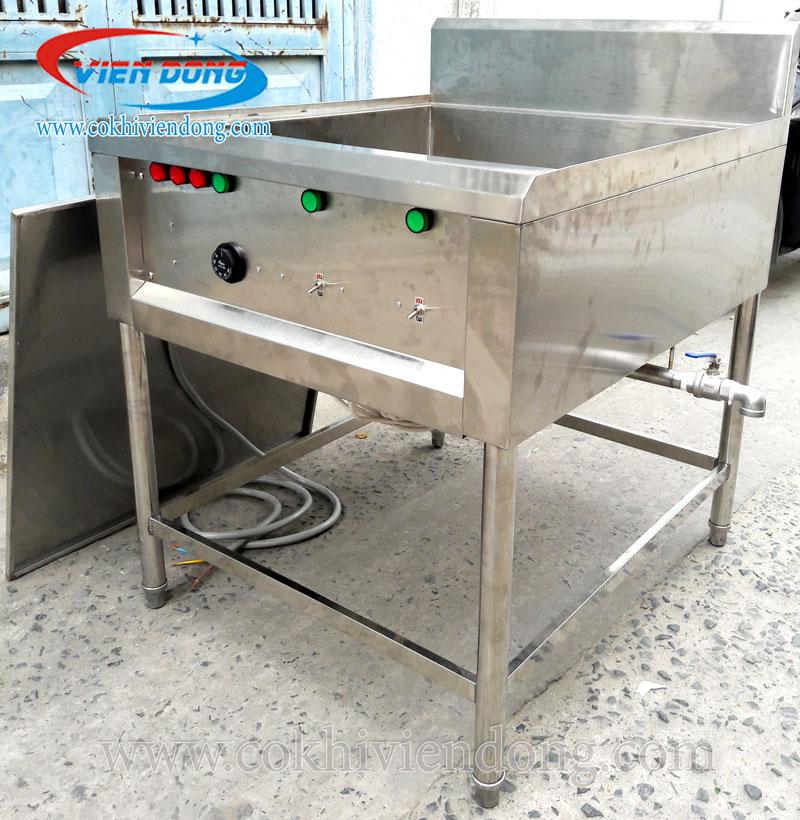 bếp chiên nhúng công nghiệp 20L