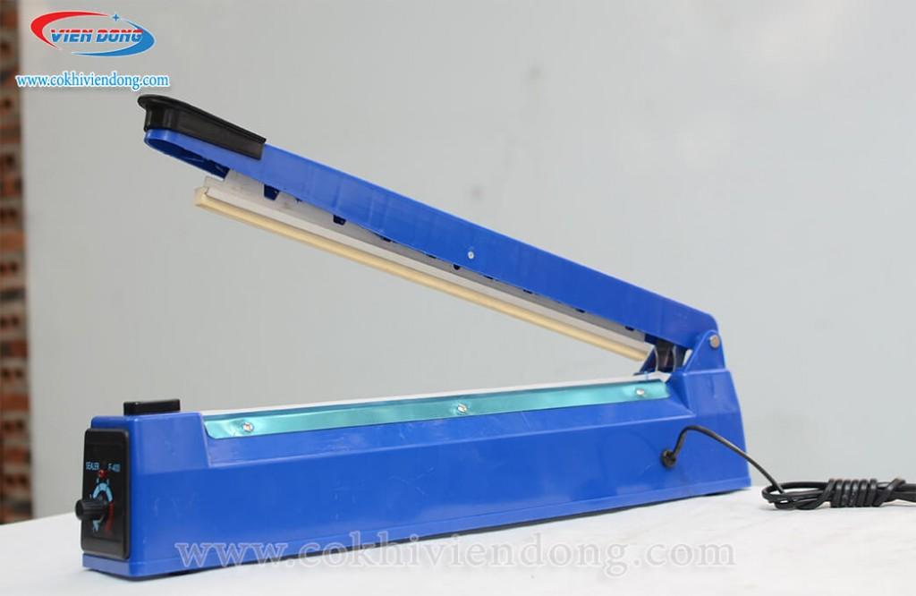 Máy hàn miệng túi dập tay TQ F400