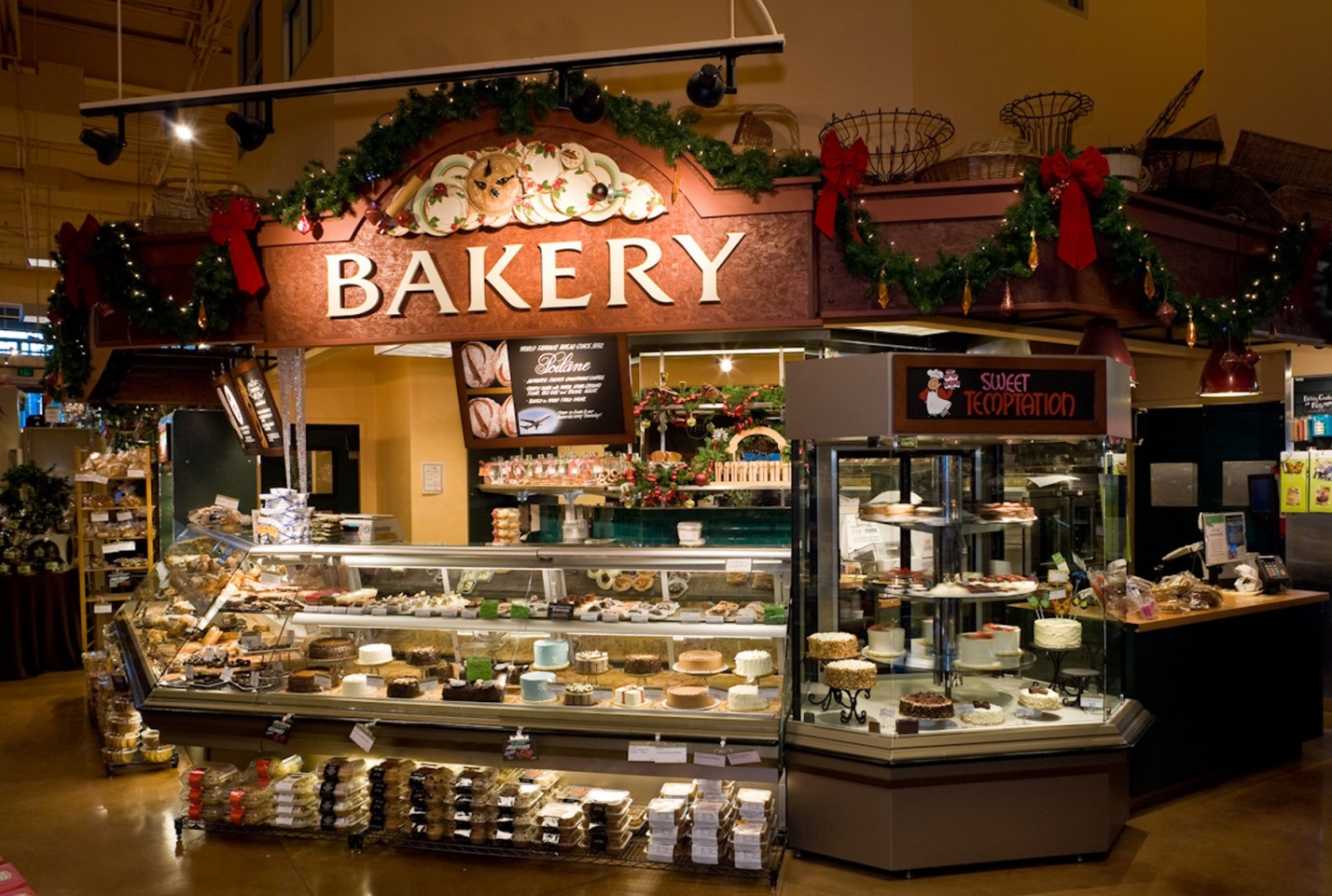 tiệm bánh kem