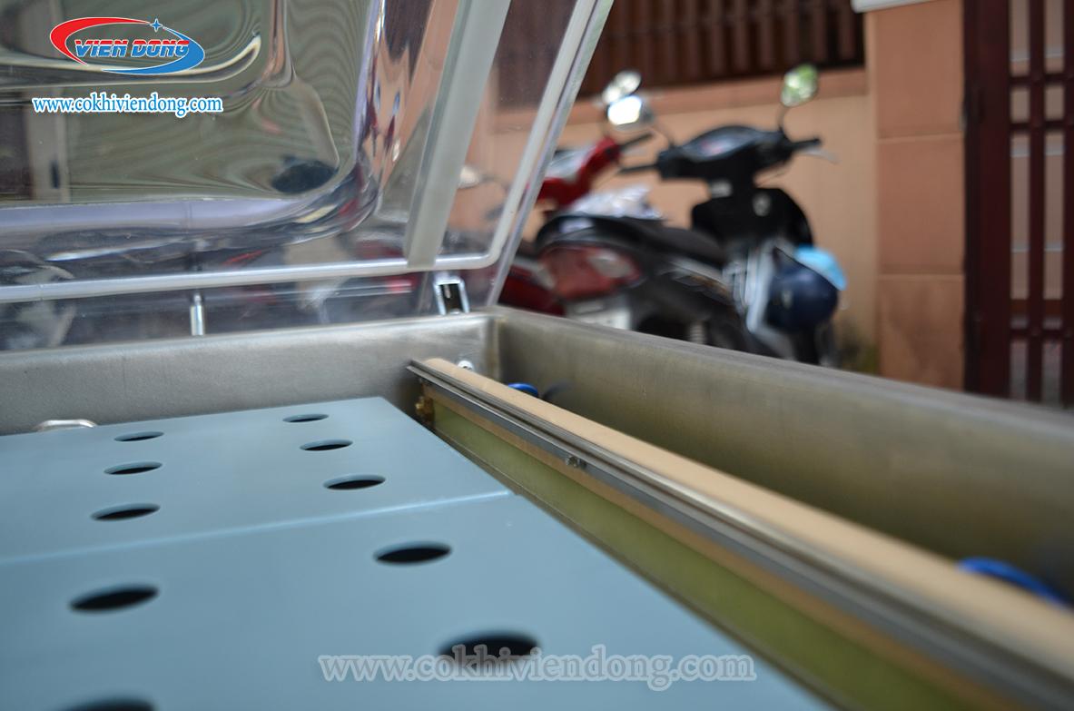 máy hút chân không chuẩn Duoqi Z500