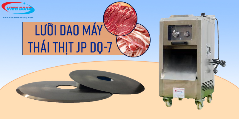 Bộ lưỡi dao máy thái thịt JP DQ