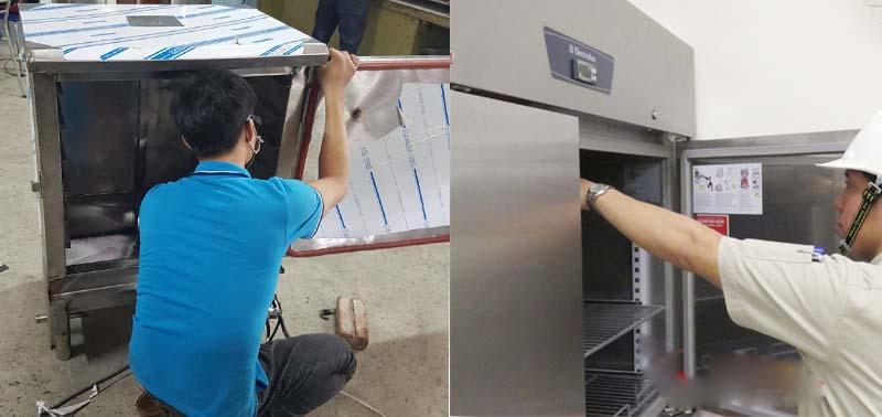 Dịch vụ sửa chữa tủ đông mát