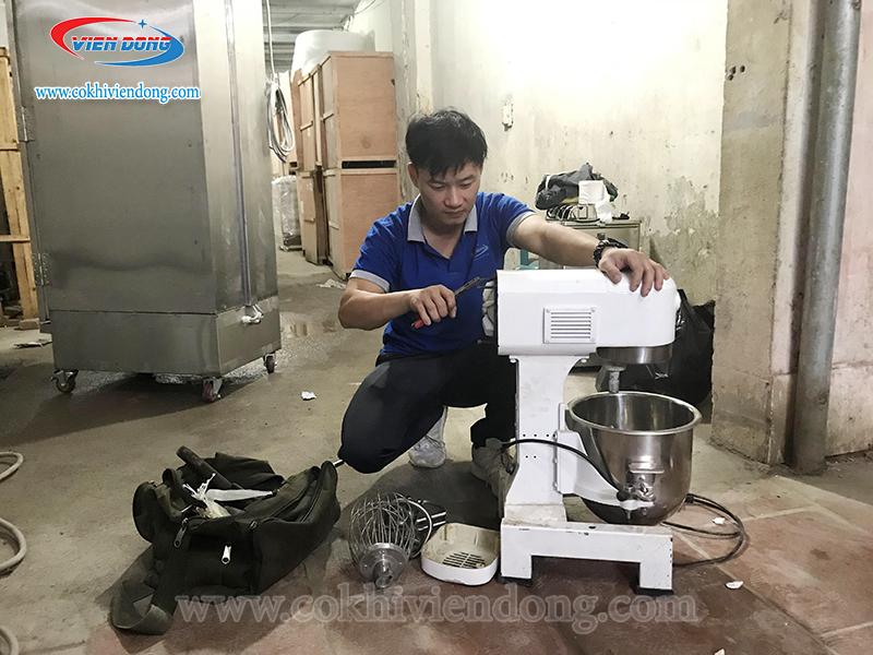 Dịch vụ sửa chữa bảo dưỡng máy trộn bột đánh trứng