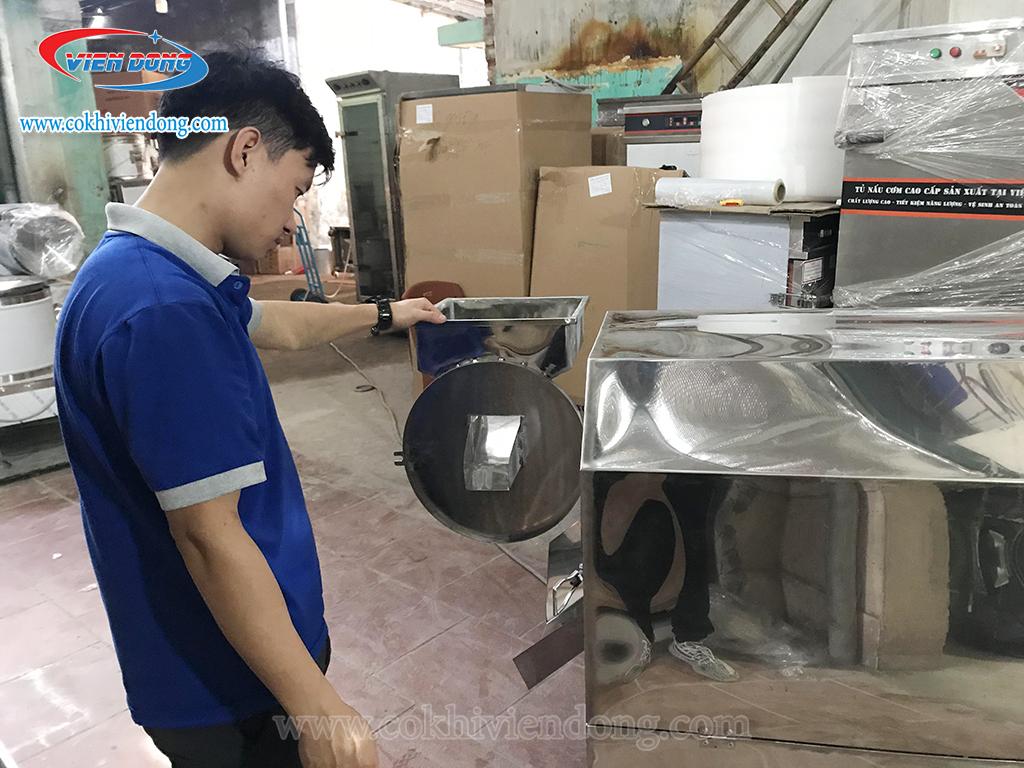 Dịch vụ sửa chữa bảo dưỡng máy rang hạt