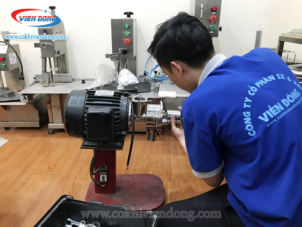 Dịch vụ sửa chữa bảo dưỡng máy xay cafe