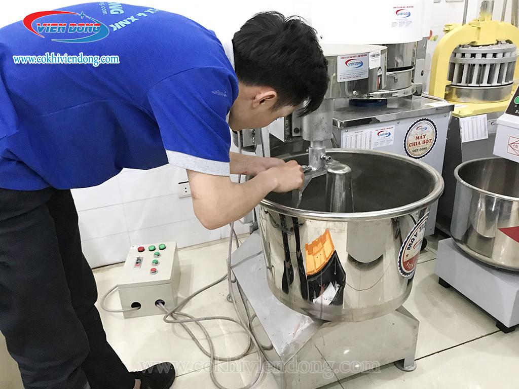 Dịch vụ sửa chữa bảo dưỡng máy trộn bột mì