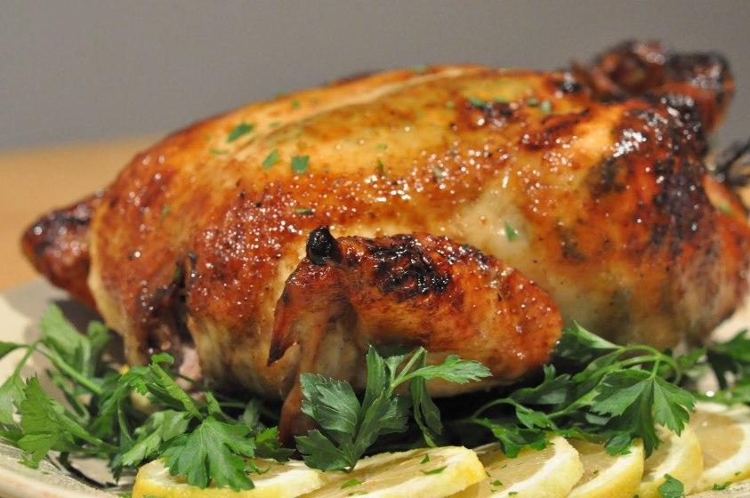 Lò quay vịt gà nằm ngang 9 KW