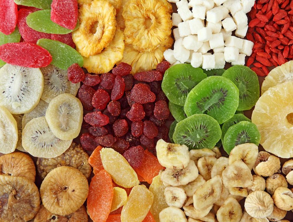 máy sấy lạnh hoa quả