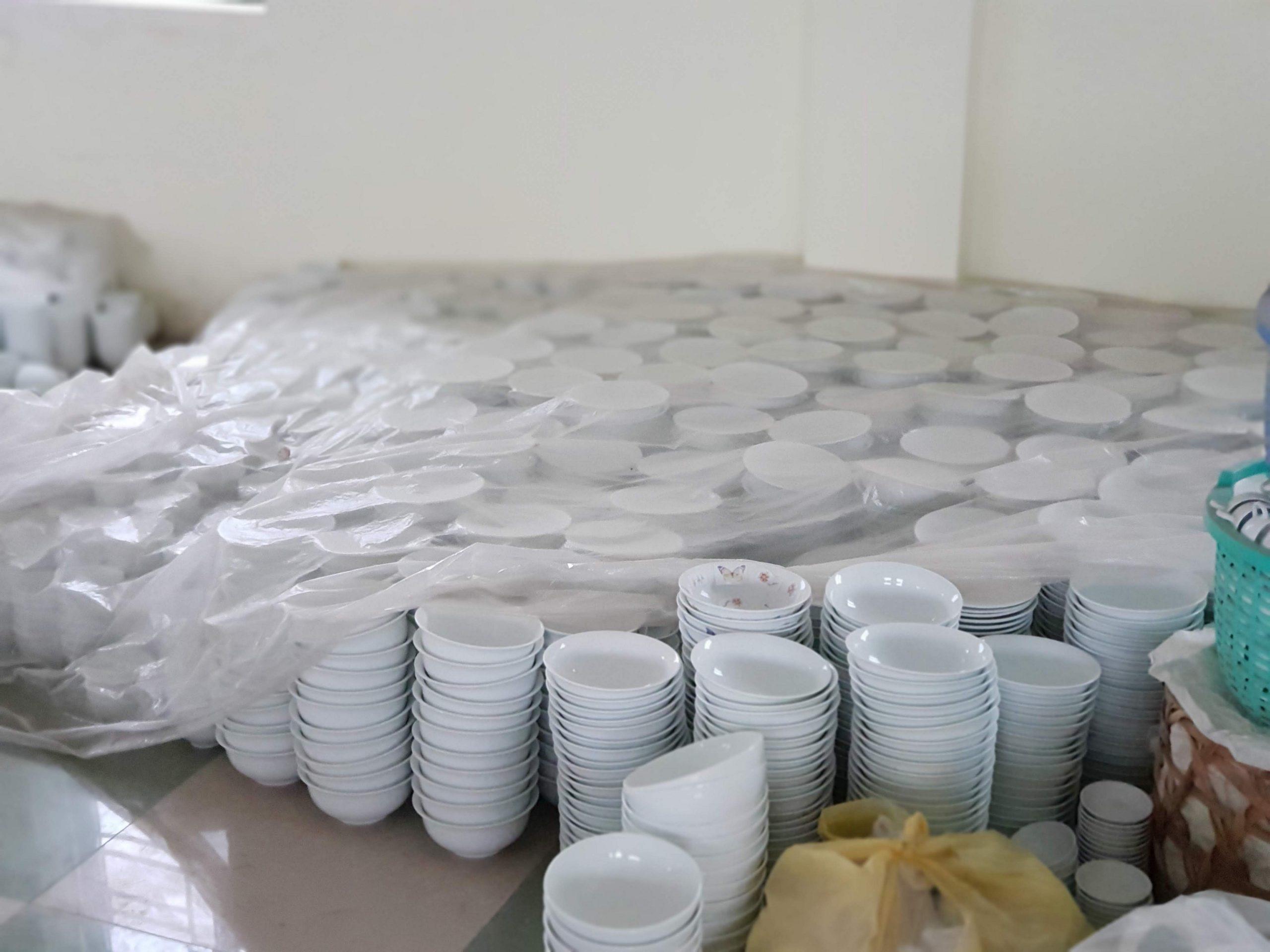 sấy bát đĩa