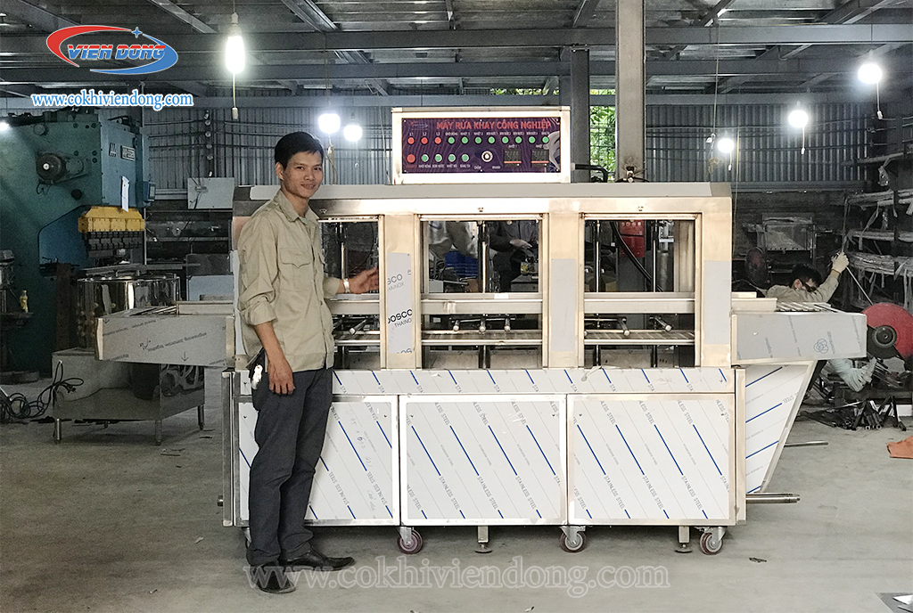 Máy rửa bát công nghiệp (1)