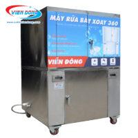 Máy rửa bát công nghiệp xoay tròn VD800