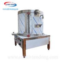 Nồi nấu cháo bằng điện 3 lớp NVD 150 – 200 Lit
