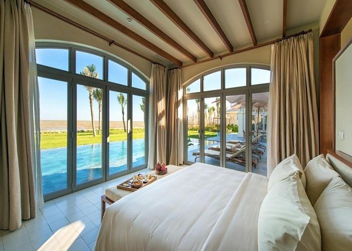 Thiết kế nội thất của villa FLC Sầm Sơn