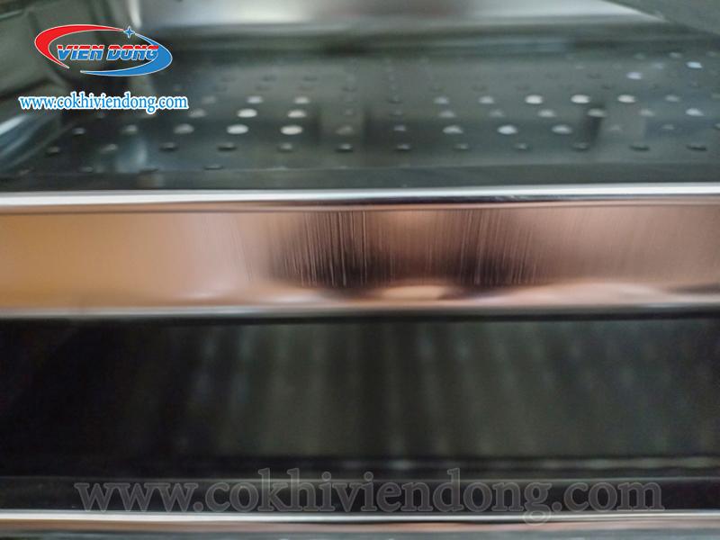 Tính đa năng của tủ nấu cơm công nghiệp 4 khay