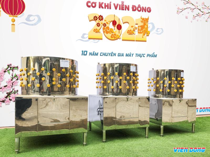 máy làm lông gà vịt Việt Nam