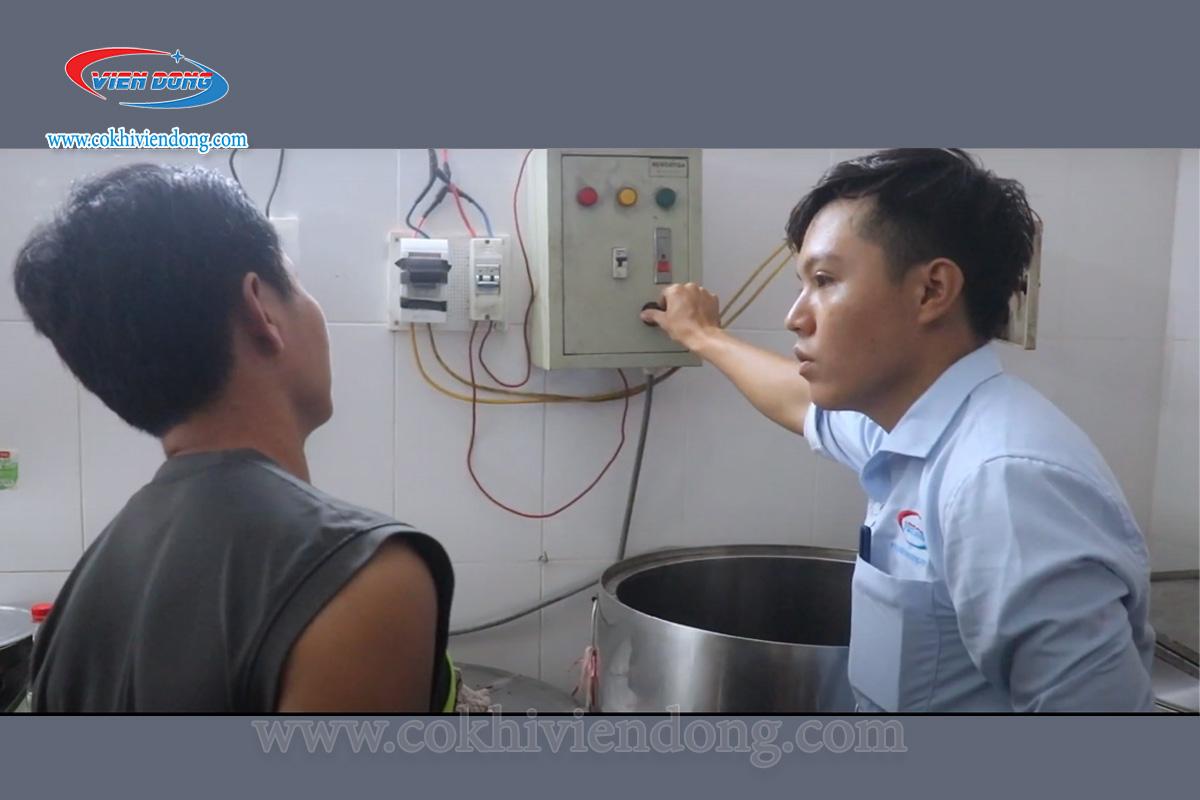 đảm bảo điện áp đầu vào ở mức ổn định
