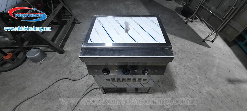 Bếp chiên dầu nước 40L