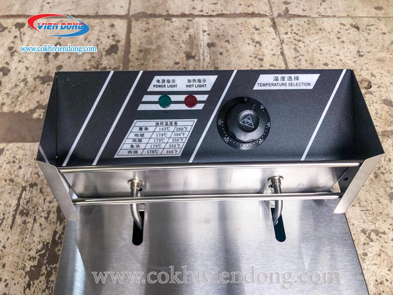Bếp chiên nhúng tách dầu 20L