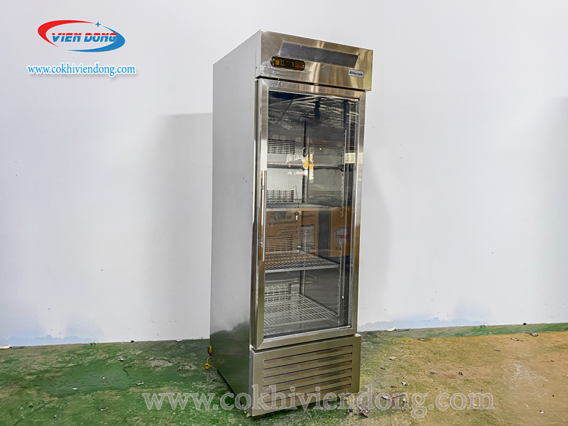 Tủ lạnh công nghiệp 1 cánh kính