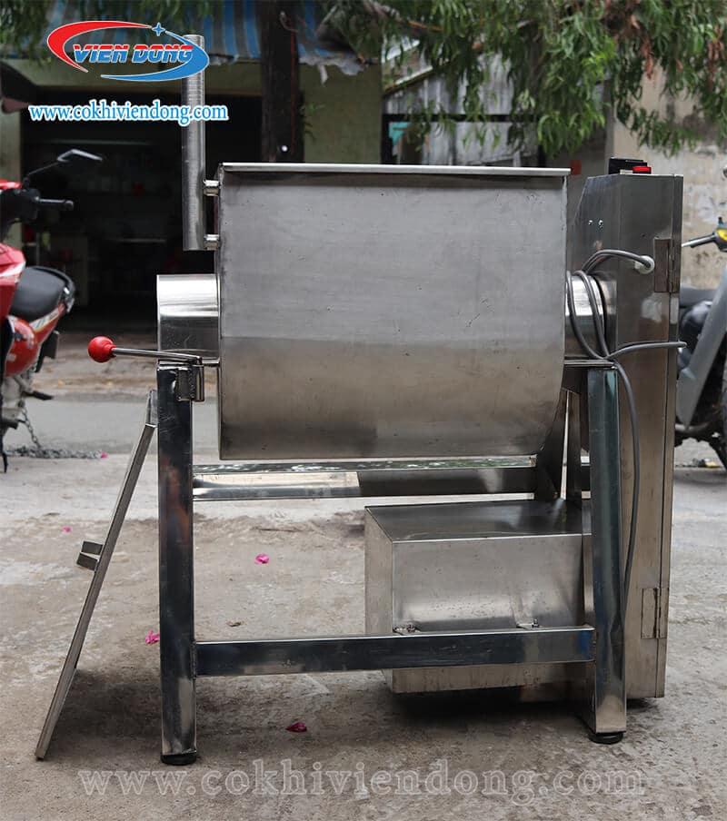 Lưu ý khi sử dụng để đảm bảo máy trộn nguyên liệu 30kg bền