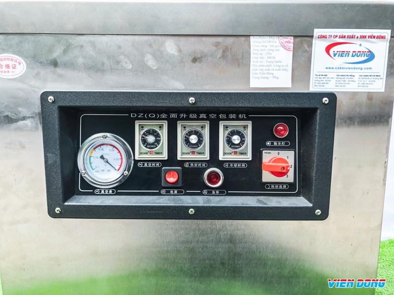 Bảng điều khiển cơ của DZC 400
