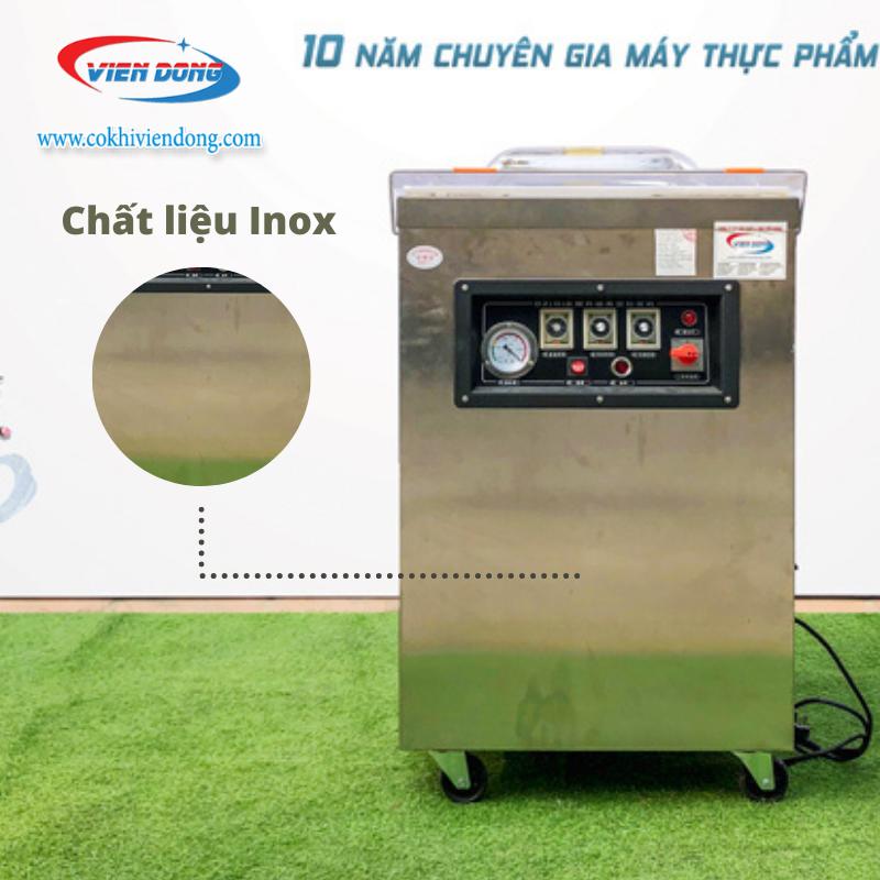 Chất liệu Inox 304